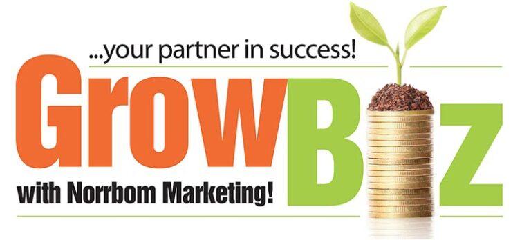 Nyt fra Norrbom Marketing: Vi sælger frihed!