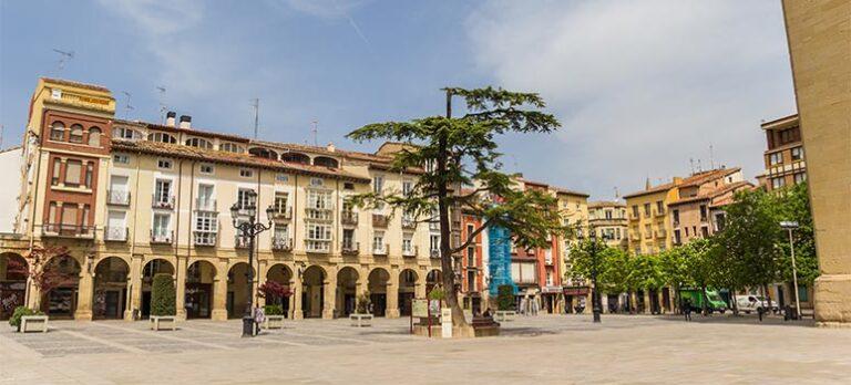 På et hurtigt besøg i Logroño – hovedstaden i vinprovinsen La Rioja