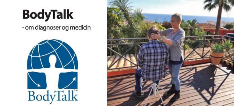 BodyTalk – om diagnoser og medicin