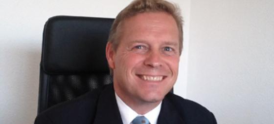 Gert Uth er direktør i Evergreen Eléctrica