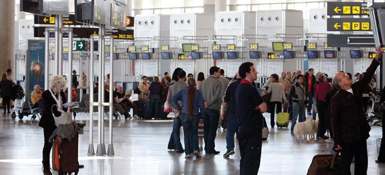 lufthavn-Malaga