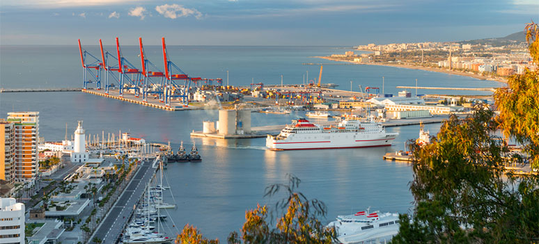 malaga havn