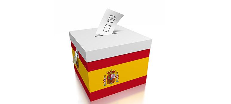 spanien valg