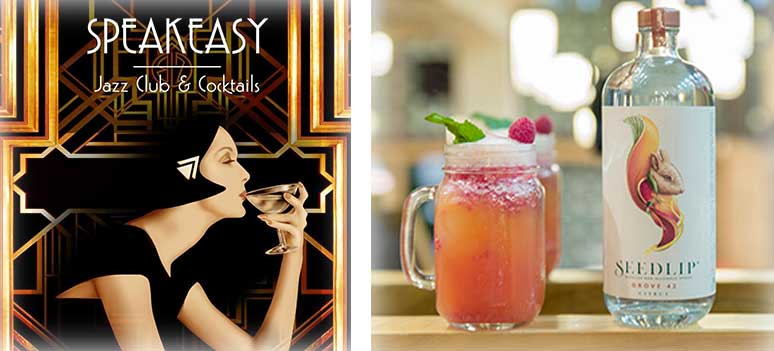 speakeasy drinks