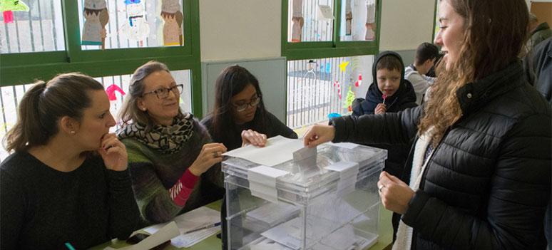 valg spanien