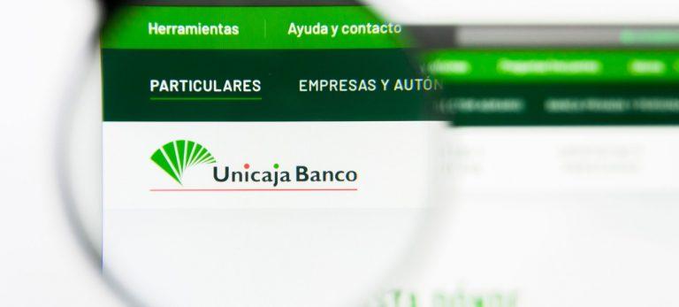 Da lille Unicaja blev en storbank