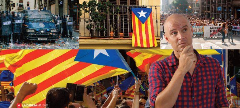 På den anden side... Bliver catalanerne aldrig trætte?
