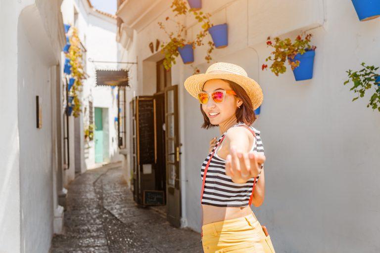 Kom med på tur rundt i Andalusien