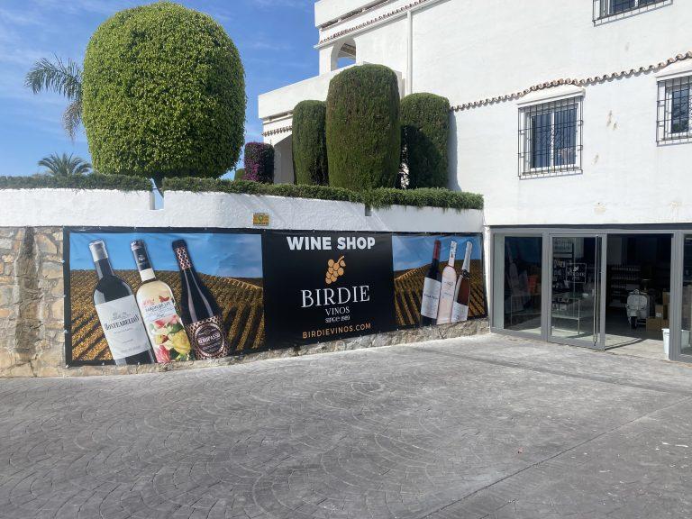 Birdie Vinos åbner butik i Nueva Andalucia