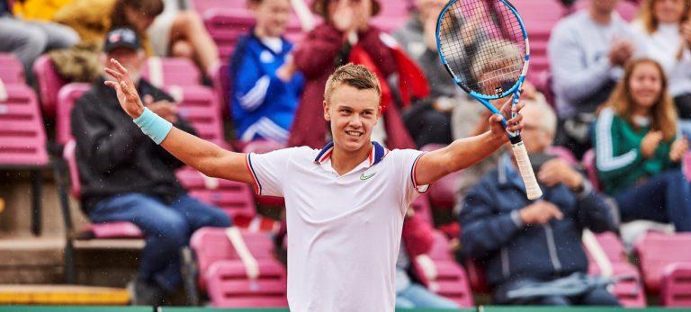 Dansk tenniskomet vender stærkt tilbage til ATP-turnering i Marbella