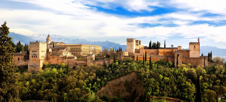 Granada – uden Alhambra