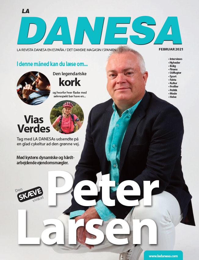 La Danesa Februar 2021