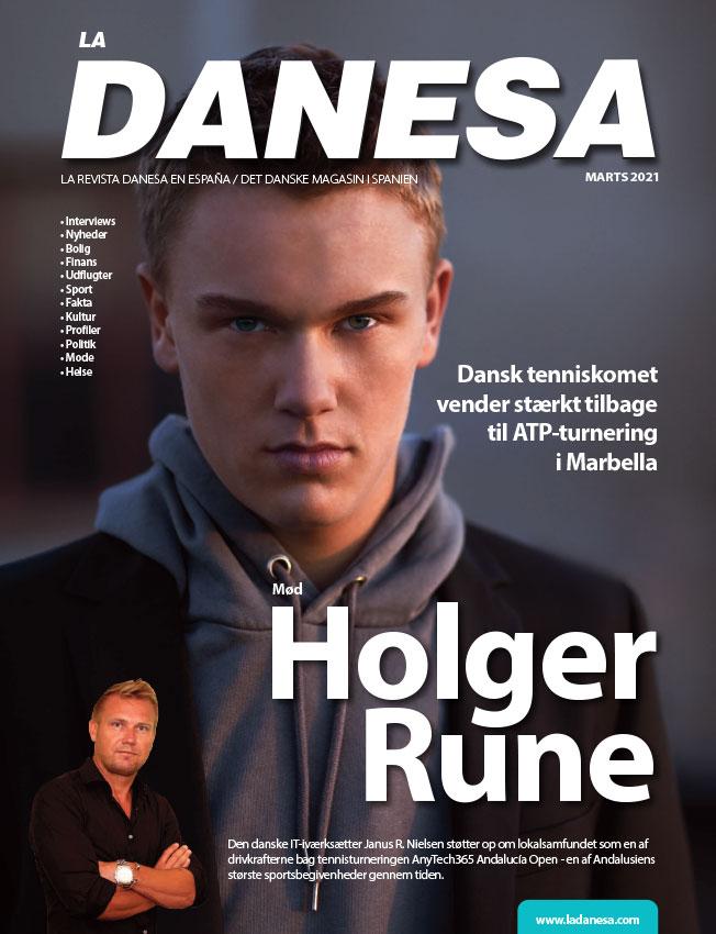 La Danesa Marts 2021