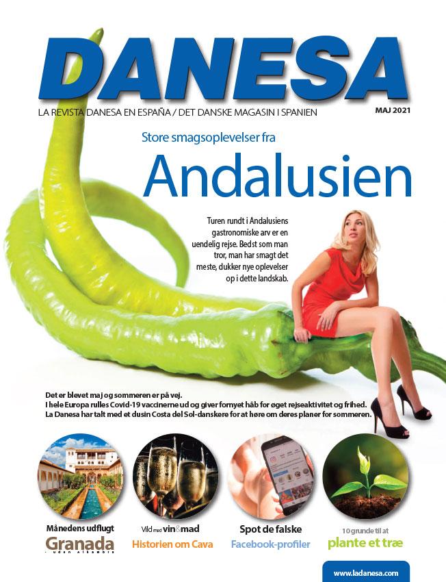 La Danesa Maj 2021