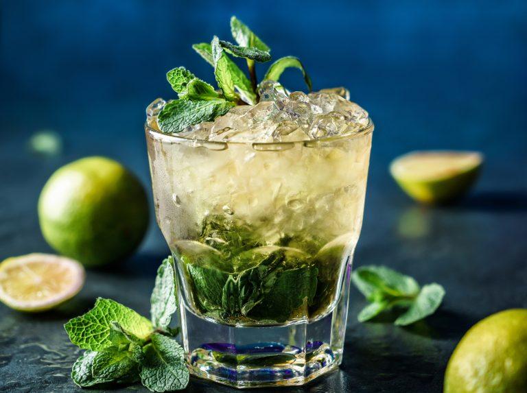 Kølige cubanske cocktails