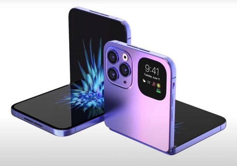 iPhone flip-telefon: Hvor seriøs er Apple om at hoppe med på bølgen med foldbare telefoner?