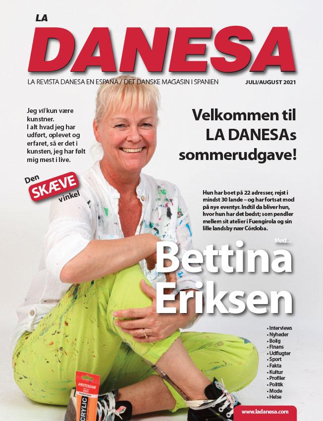 La Danesa Juli/August 2021