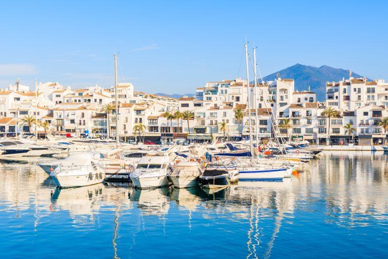 Puerto Banús bringer miljøvenlige lystbåde til Middelhavet