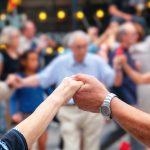 Noche en Blanco fejring for ældre i Fuengirola