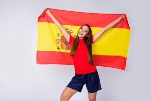 Spanien klar til fodbold EM