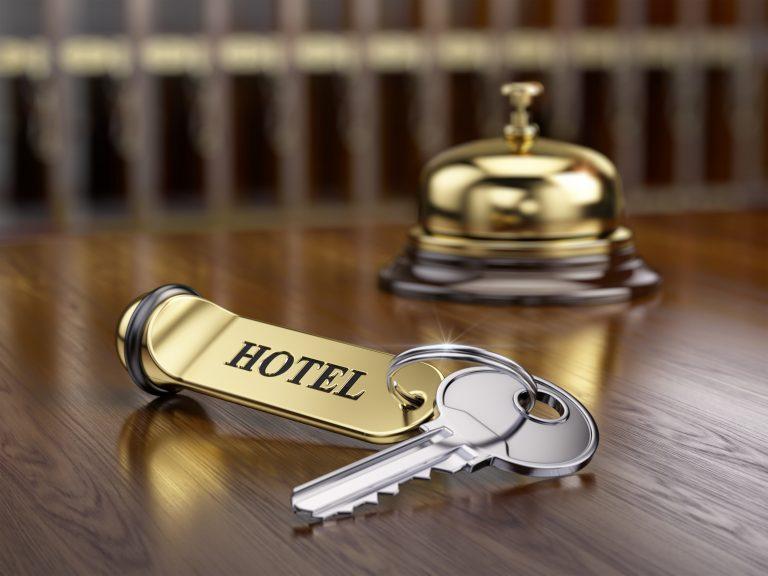 Hotelreservationerne mangedobles hver uge