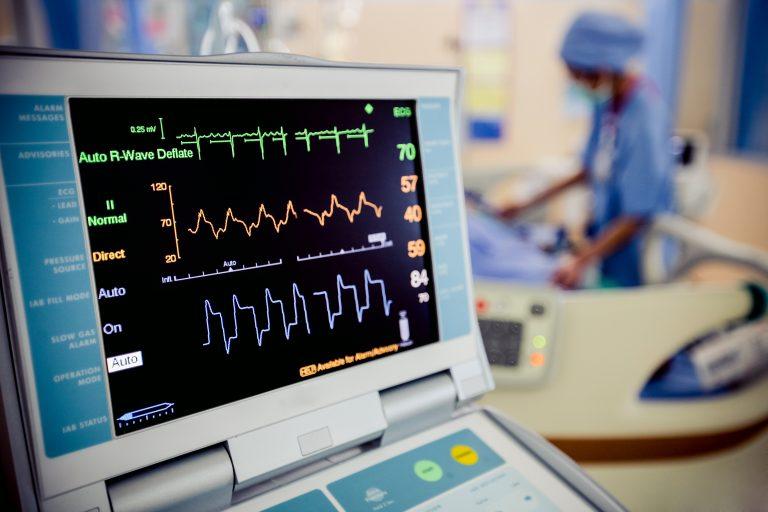 Covid-19: Ni patienter på intensiv afdeling