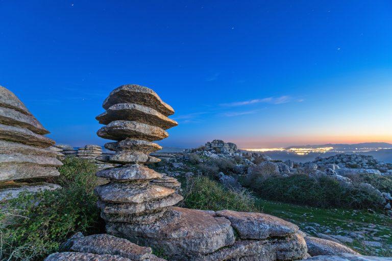 Over stok og sten - til og i El Torcal