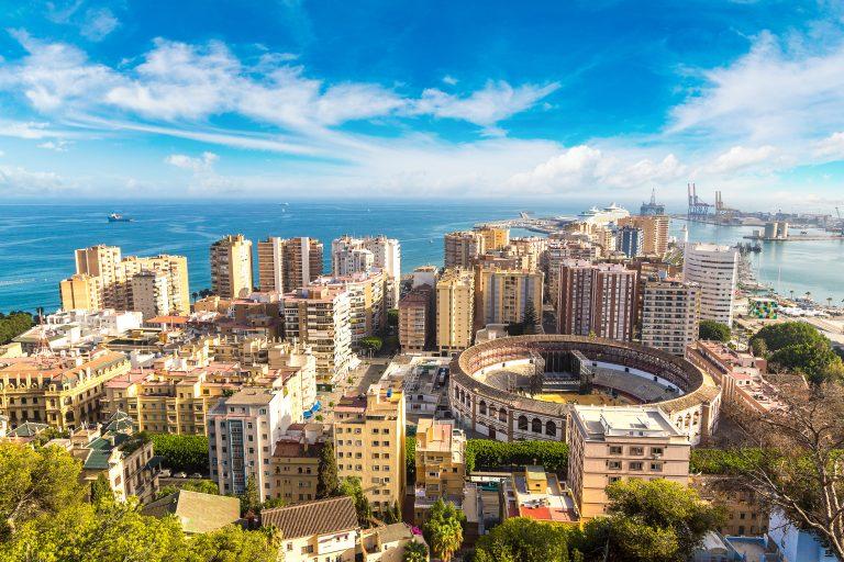Málaga er første havn i Spanien til at genoptage krydstogtrafikken