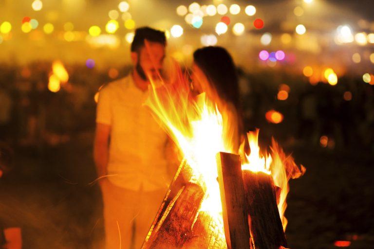 Málaga lukker strandene for San Juan-festligheder