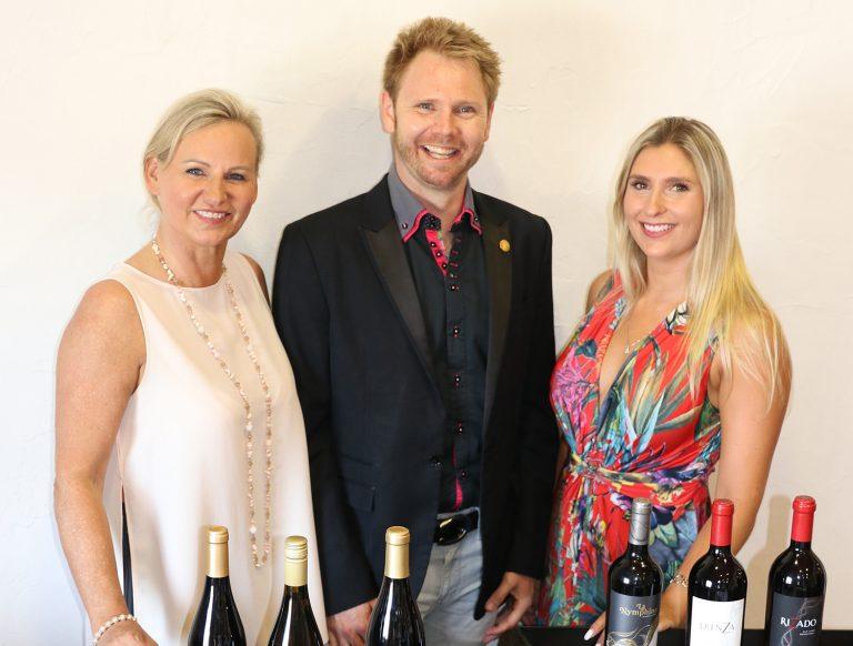 Et møde med Jonas Tofterup og en vinsmagning med vine fra Bodegas Trenza