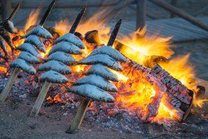 Konkurrence om Costa del Sols bedste sardiner