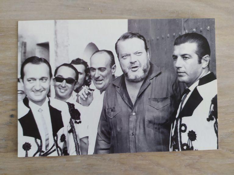 Orson Welles' sidste rejse