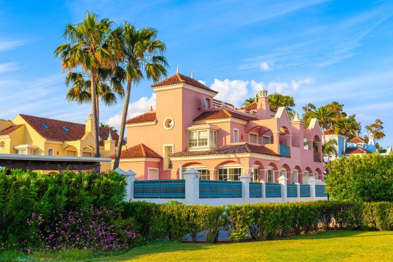 5 af de 10 dyreste adresser i Spanien findes på Costa del Sol