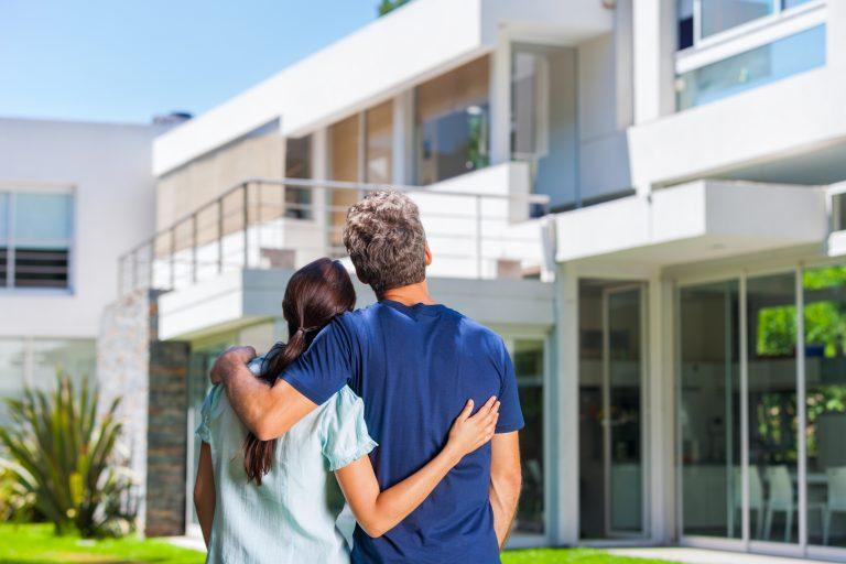 Stor stigning i salg af ejendomme