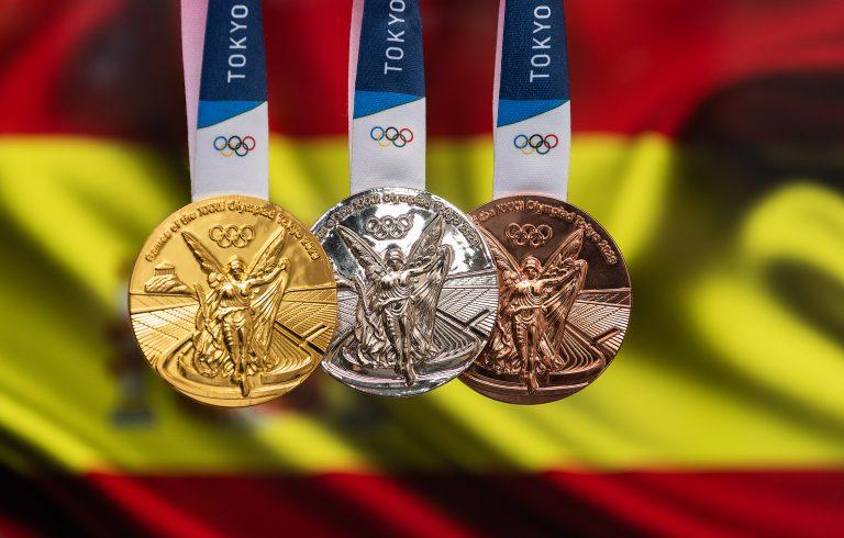 Fint OL for Spanien