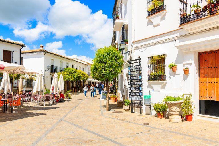 Andalusien - romantisk landsbyliv eller affolkede små landsbyer?