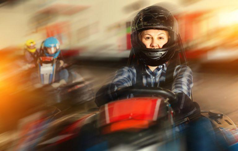 Bliv racerkører for en dag