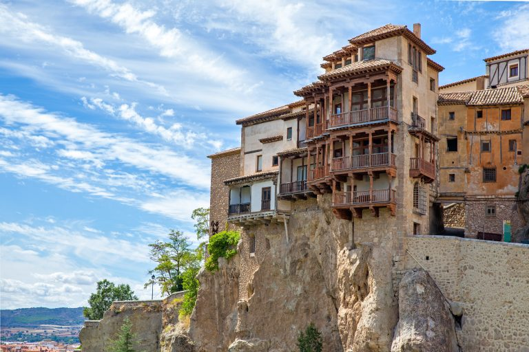 Cuencas hængende huse