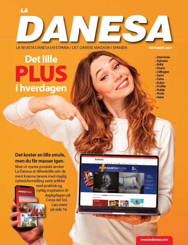 La Danesa Oktober 2021