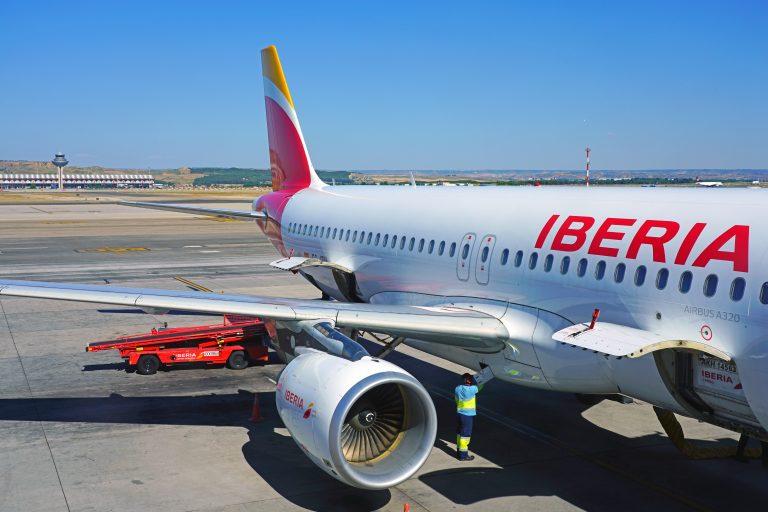Iberia i nye problemer