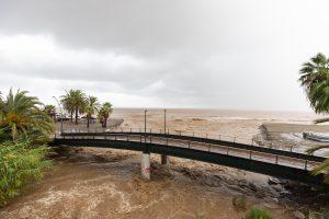 Sierra Bermeja branden øger risikoen for oversvømmelser