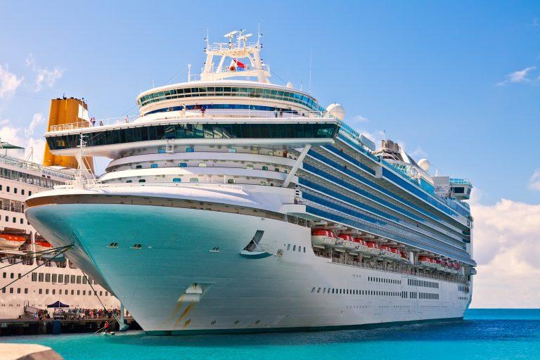 Stor dag for krydstogtskibe i Málaga