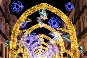Den første julebelysning allerede på vej