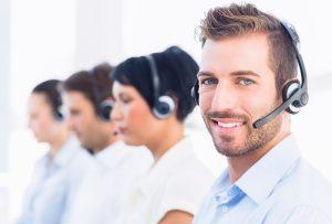 Vokseværk til dansk telemarketing selskab