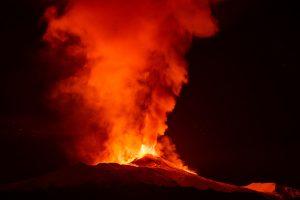 Vulkanudbrud på La Palma