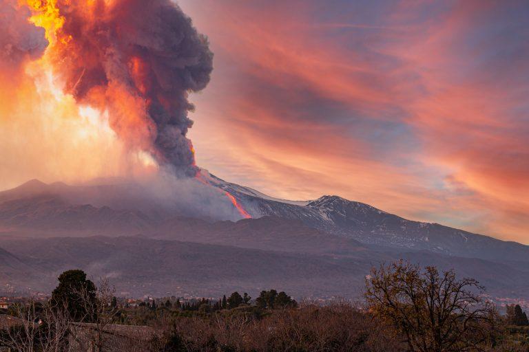 Giftskyen fra vulkanen La Palma når fastlandet