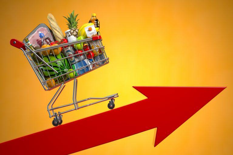 Inflationen i Spanien på højeste niveau i 9 år