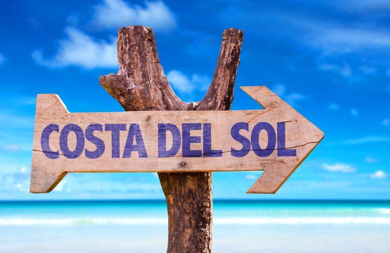 Costa del Sol - et af verdens førende turistmål