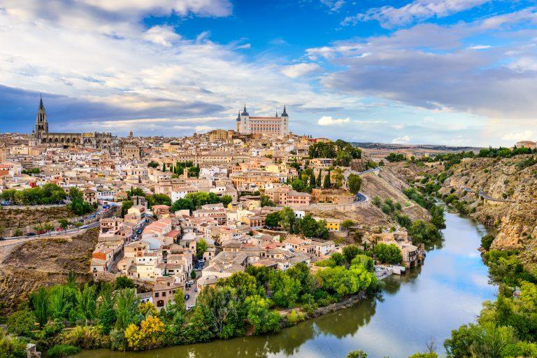 Toledo – et overflødighedshorn af seværdigheder