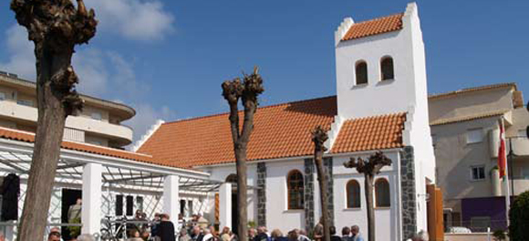 Mindehøjtidelighed i Margrethekirken
